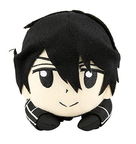 Great Eastern Entertainment Sword Art Online - Kirito Lying Posture Plush 8''