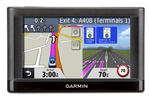 Garmin-Nuvi-Satelliten-Navigationssystem
