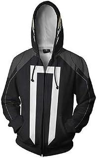 Sweatshirts et sweatshirts à capuche DAXIAL Sweat-shirt Mens Long Sleeve Jacket Veste À Capuche pour Hommes Manches Longues Vêtements À Glissière sur Le Dessus Vêtements de sport