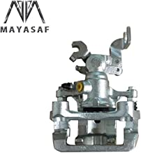 MAYASAF 18B5003 Rear Brake Caliper passenger side/Right Caliper Assembly with Hardware for 2006 Lincoln Zephyr 07-12 MKZ 06-12 Ford Fusion 06-13 Mazda 6 06-11 Mercury Milan