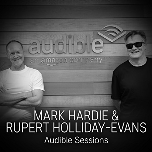 Mark Hardie and Rupert Holliday-Evans audiobook cover art