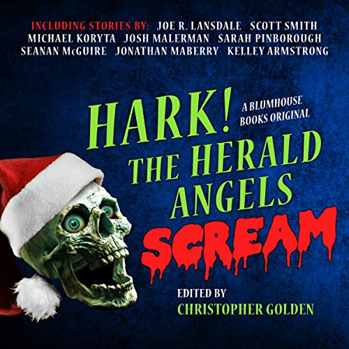 Hark! The Herald Angels Scream audiobook cover art