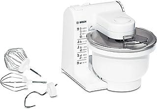 comprar comparacion Bosch MUM4405 - Robot de cocina MUM4 para repostería, 500 W, capacidad 3.9 l, color blanco