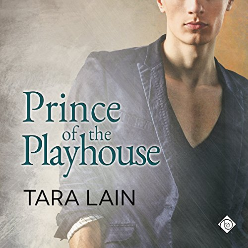Prince of the Playhouse audiobook cover art