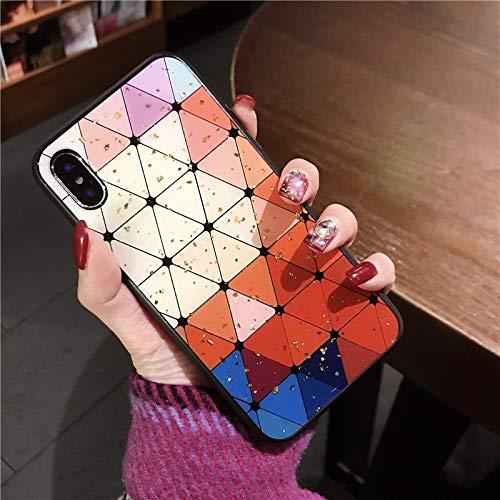 un known Reparación renovación por Teléfono TPU Funda Protectora for el iPhone Plus 8 y 7 Plus Accesorios (Color : Style 2)