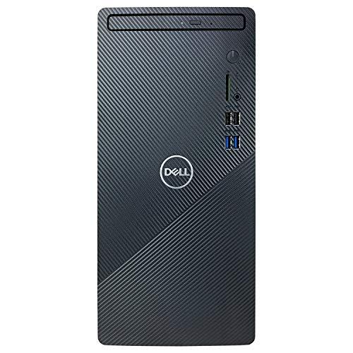 Dell Inspiron i3880 Desktop Computer - 10th Gen Intel 8-Core i7-10700 up to 4.80 GHz Processor, 16GB DDR4 Memory, 1TB SSD + 1TB Hard Drive, Intel UHD Graphics 630, DVD Burner, Windows 10 Home, Black