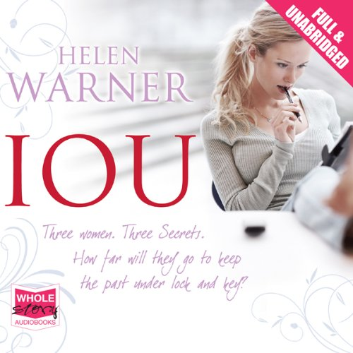 IOU audiobook cover art