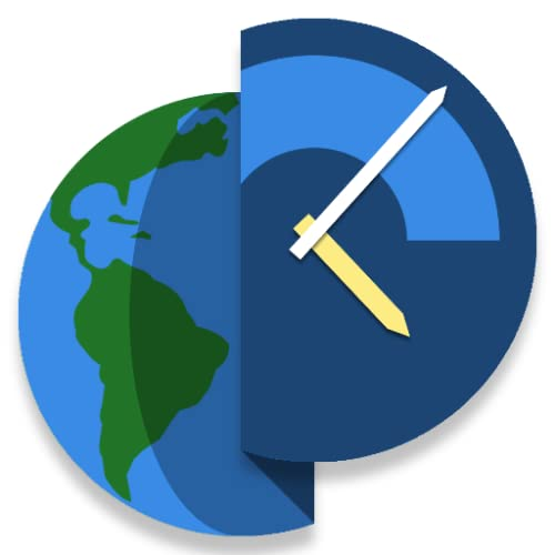 TerraTime 🌍🕓 Weltzeituhr