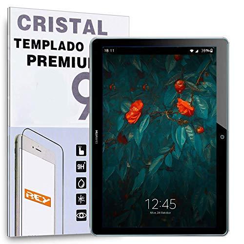 REY Protector de Pantalla para Huawei MEDIAPAD T3 10 9.6