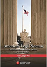 American Legal Systems: A Resource and Reference Guide, 2015