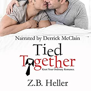 Tied Together audiobook cover art