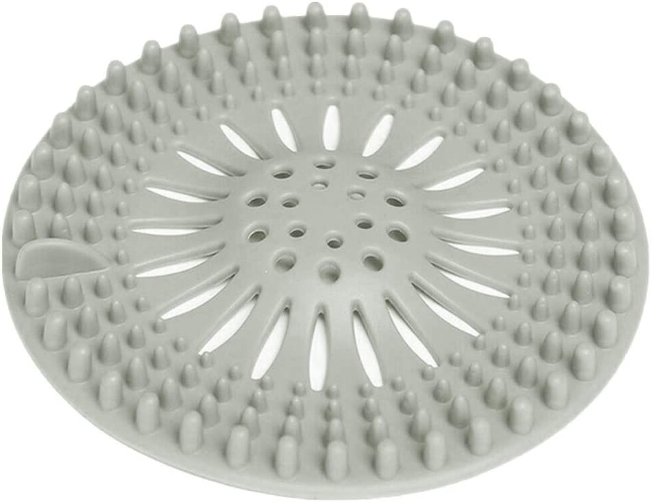 Huaheng Bathroom Drain Hair Catcher Stopper Plug Sink Strainer Filter Bath Shower Covers