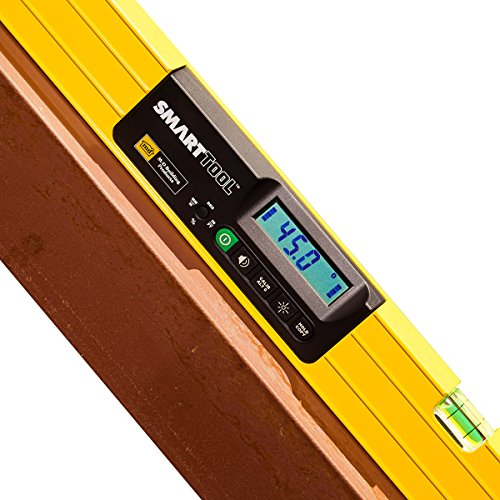 M-D Building Products 92505 SmartTool Gen3 Digital Level, 48