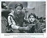 Historic Images 1983 Press Foto Peter Strauss, Molly Ringwald Spacehunter