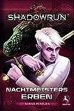 Pegasus Spiele - Nachtmeisters Erben (Shadowrun Roman)