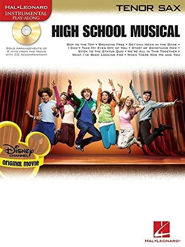 Hal Leonard High School Musical for Tenor Sax (Book and CD)
