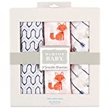 Best Clothing Brand: Hudson Baby Unisex Baby Muslin Swaddle Blankets Review