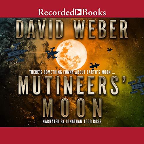 Mutineer's Moon audiobook cover art