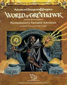 Mordenkainen's Fantastic Adventure (World of Greyhawk Module WG5) (Advanced Dungeons & Dragons) - Book  of the Advanced Dungeons and Dragons Module #C4