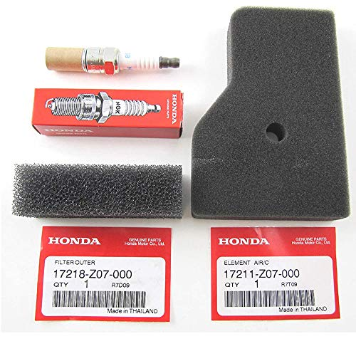 Alamia,Inc. Genuine Honda OEM Parts, EU2000i Generator, Maintenance Tune Up Kit, Filters, Spark Plug, Fits Honda EU2000i, EU2000i Companion & EU2000i Camo.& EU2200i Series Generators