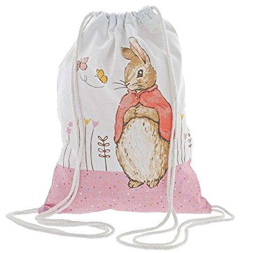 Beatrix Potter Flopsy Drawstring Bag