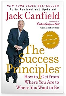 The Success Principles by Jack Canfield and Janet Switzer - Paperback