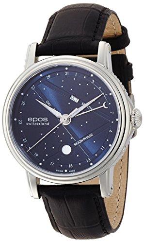 [エポス] 腕時計 3391BL 正規輸入品 ブラック