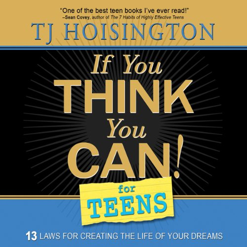 If You Think You Can! for Teens audiobook cover art