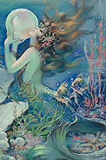 Buyenlarge 'The Mermaid' Paper Poster, 20 by 30-Inch