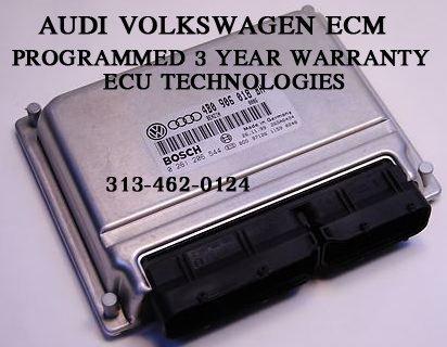 Why Choose Audi A4 ECU 8E0910559D Control Unit