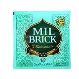 MIL BRICK - Feuilles De Brick Tunisienne 170G - Lot De 2