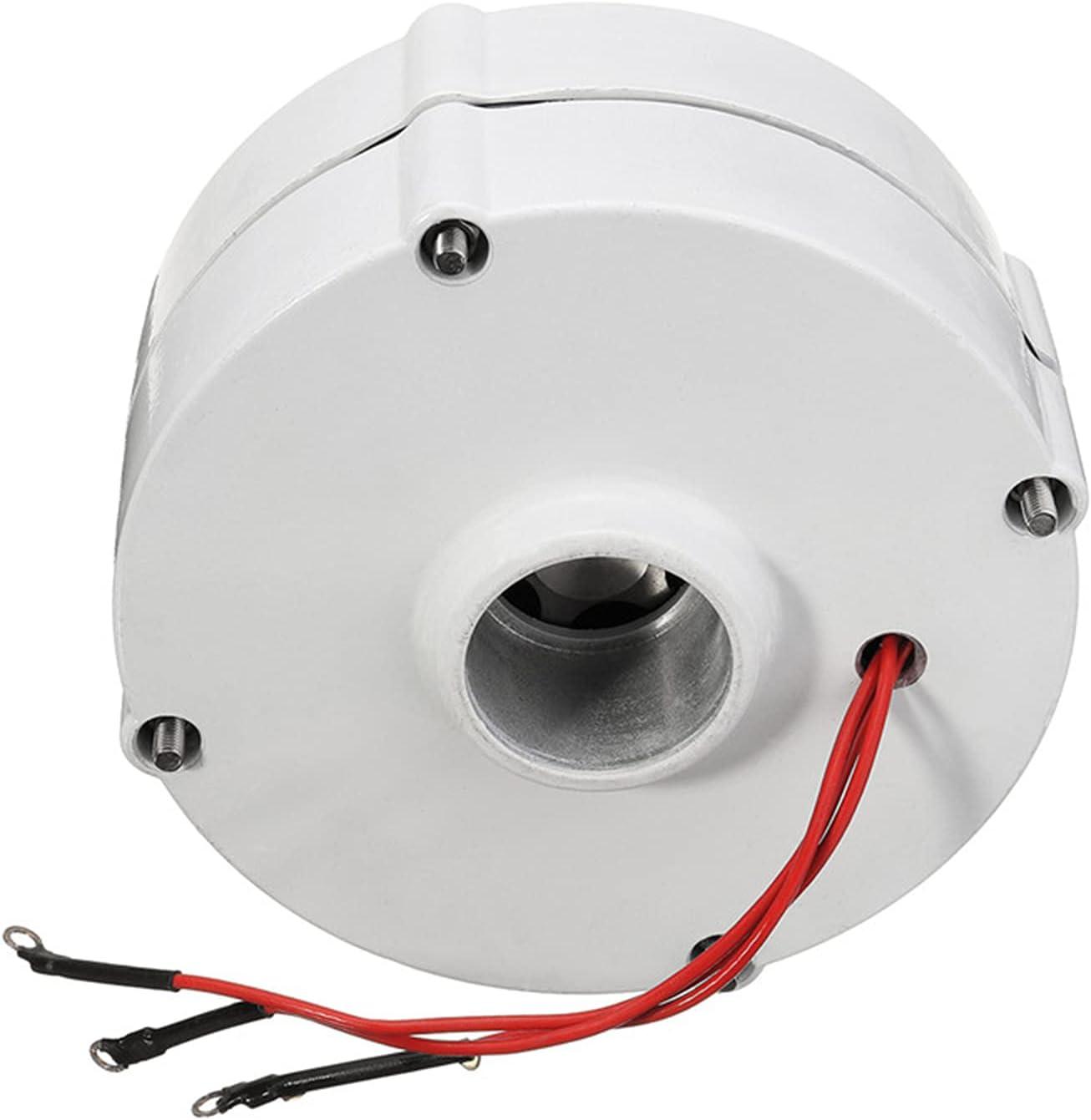 9000W 12V 24V 48V Sin Engranaje Generador De Imán Permanente Alternadores De CA Turbina De Viento DIY, para Uso En Turbinas Eólicas Verticales U Horizontales