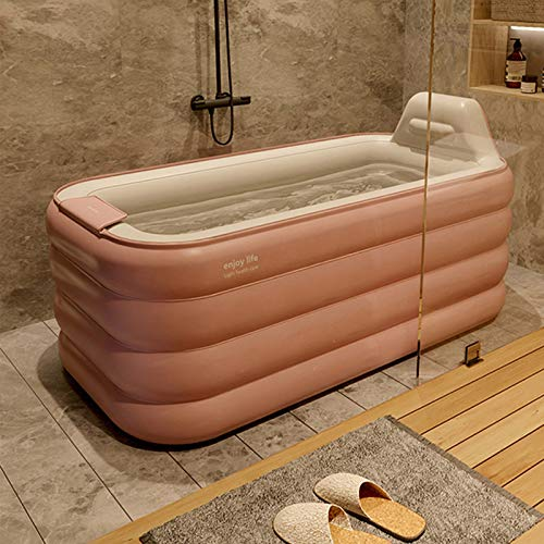 Vasca da bagno pieghevole in PVC per asciugatura, vasca da bagno gonfiabile, barile da...