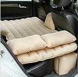 Warmhalten Auto Luftmatratze, Auto Bett beflockt Luftbett, Separate Luftbett, Auto Split Travel Bed...