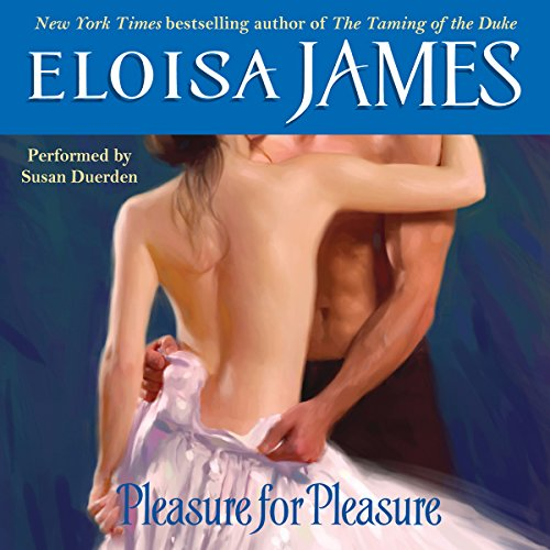 Pleasure for Pleasure audiobook cover art