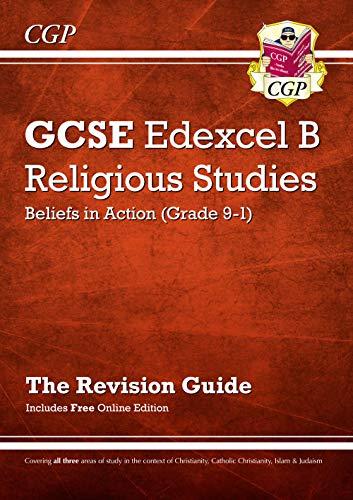 Grade 9-1 GCSE Religious Studies: Edexcel B Beliefs in Actio