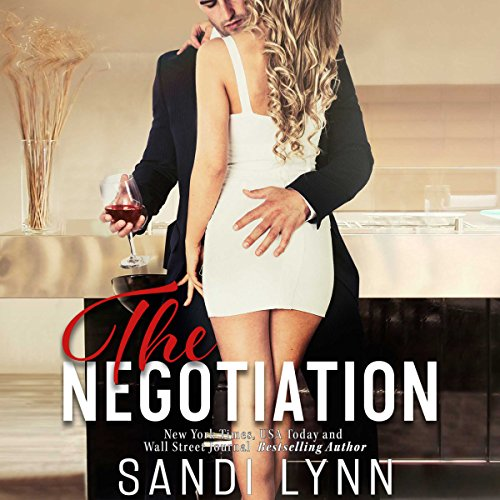 The Negotiation audiobook cover art