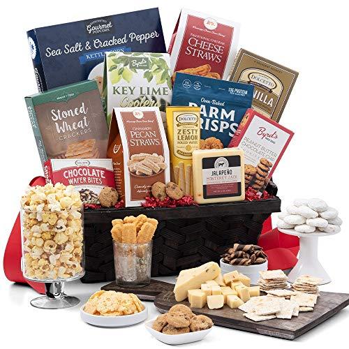 Snack Gift Basket Premium