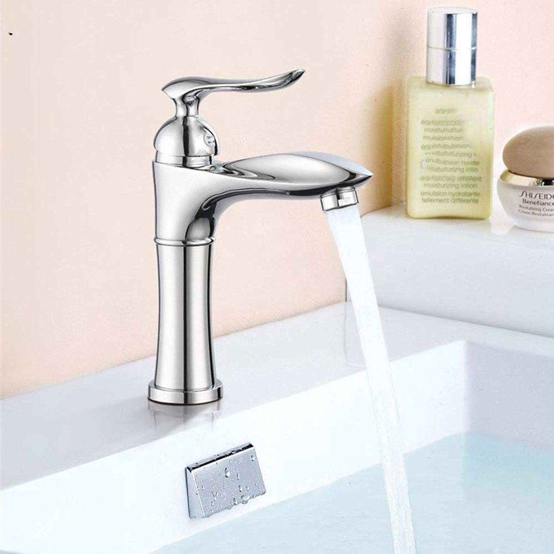 Bad Waschbecken Wasserhahn Heie Und Kalte Kupferkern Edelstahl Heimwerker Waschbecken Einlochmontage Wasserhahn Elegant