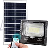 LEDMO Solar Flood Light