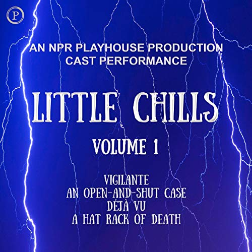 Little Chills, Volume 1 cover art