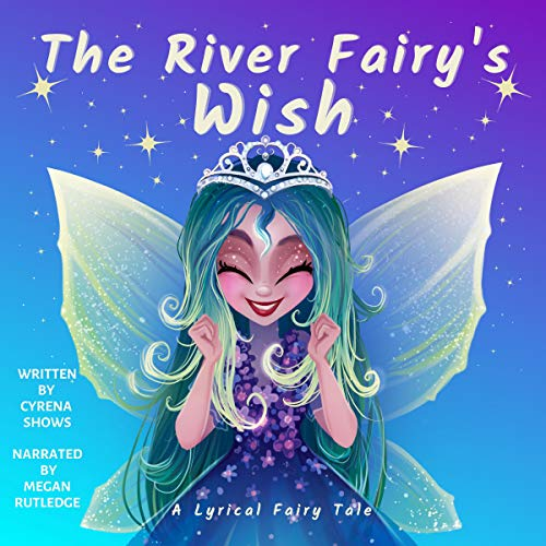 The River Fairy's Wish audiobook cover art