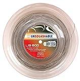 Unsquashable Power US 600 Cordage de squash Argent Longueur: 200 m