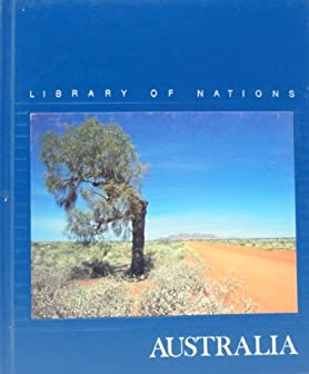 Image for Australia (Library of Nations)