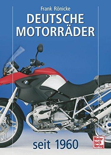 Deutsche Motorräder: seit 1960