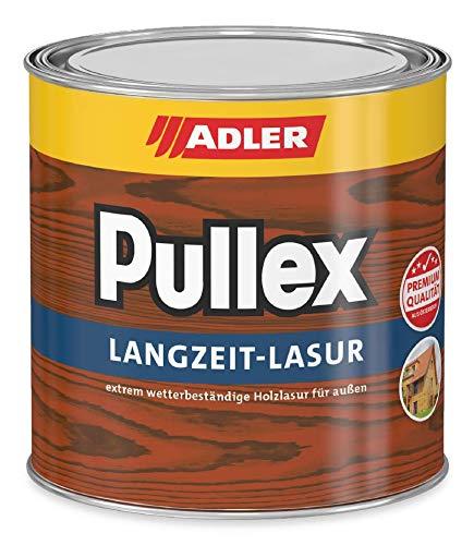 ADLER Pullex Langzeitlasur Farblos 750 ml - Holzlasur aussen - Universell einsetzbare Lasur für Holz außen - Perfekter UV-, Wetter und Holzschutz, lange Haltbarkeit