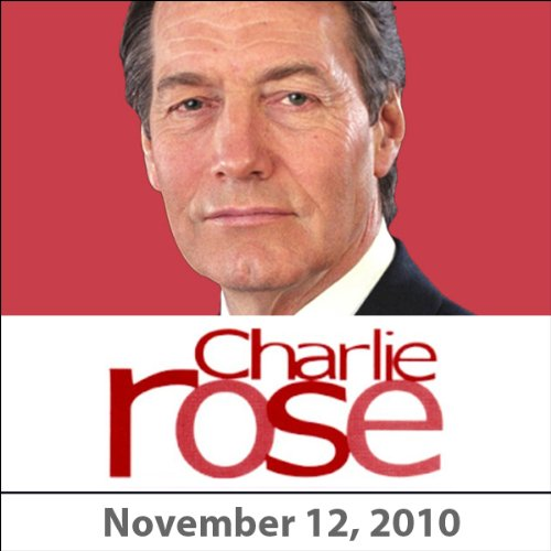 Charlie Rose: Dennis Blair, November 12, 2010 audiobook cover art