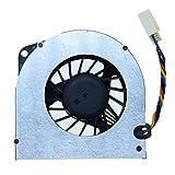 Rangale Replacement GPU Cooling Fan for De AIO 2205 2305 2310 Series Laptop NJ5GD 0NJ5GD DFS481305MC0T