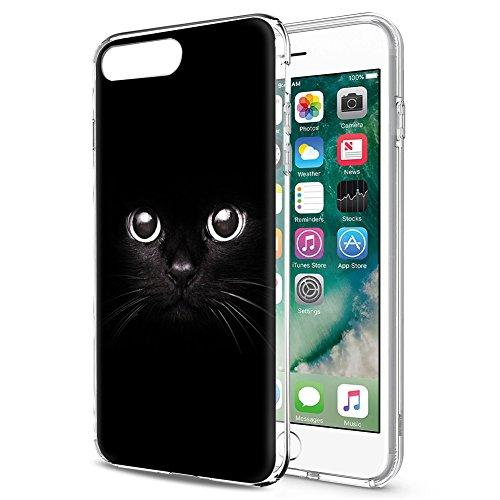 Eouine Cover iPhone 6s / iPhone 6, Ultra Slim Cover Trasparente con Disegni, Morbido Antiurto 3d Cartoon Gel Custodia Bumper Case in TPU Silicone per ...