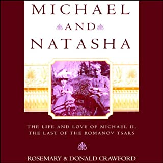 Michael and Natasha audiobook cover art